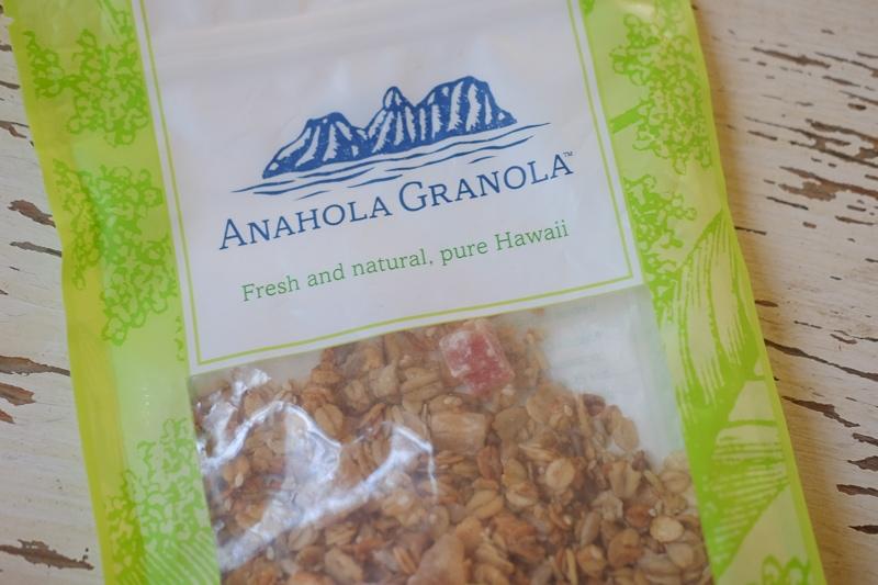 アナホラグラノーラ