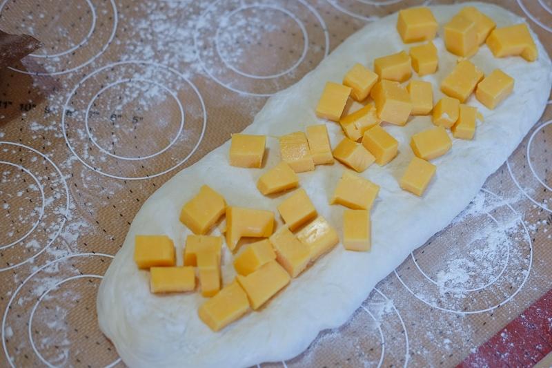 チーズごろごろ
