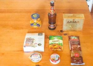 ロシアンマーケットでお買い物!