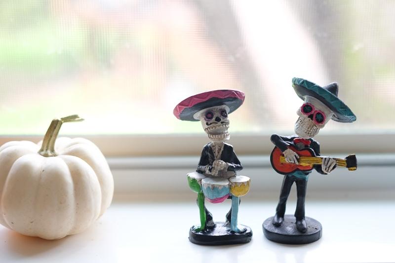 メキシコの骸骨さん