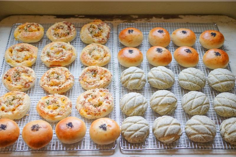 総菜&菓子パン