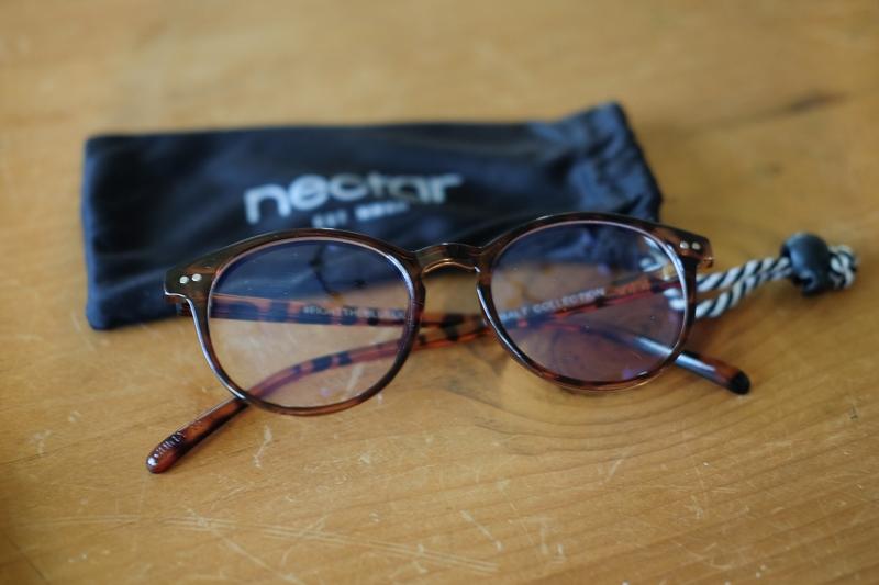 ブルーライト用メガネ