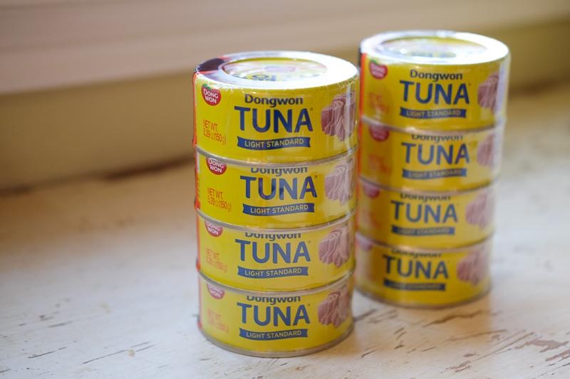 お気に入りツナ缶