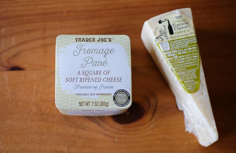 限定品チーズたち