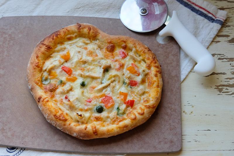 ハートピザ