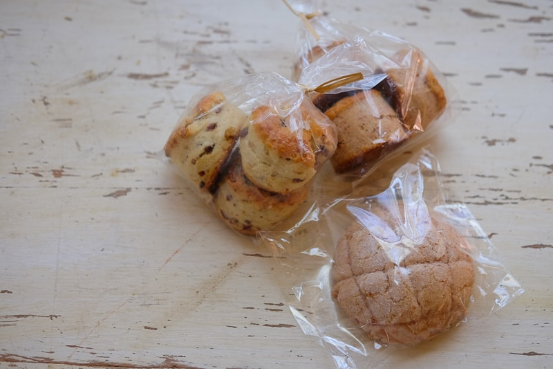 Sugar and Wheat さんのパン