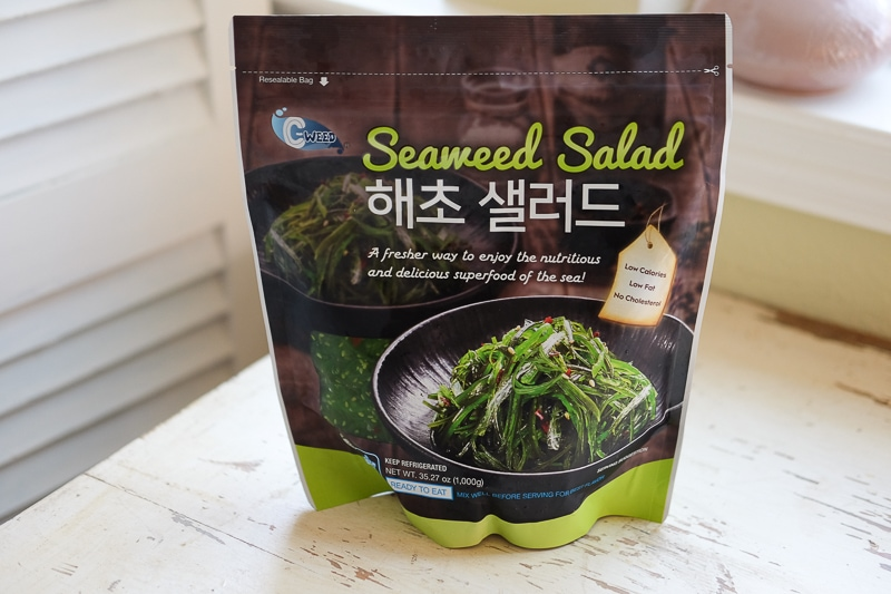 海藻サラダ