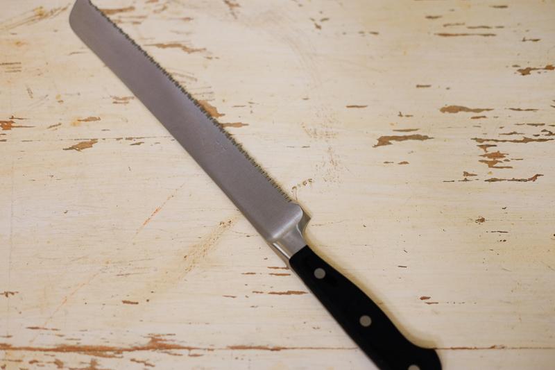 Wusthof のブレッドナイフ
